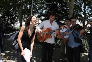 Cantando por Mariajo