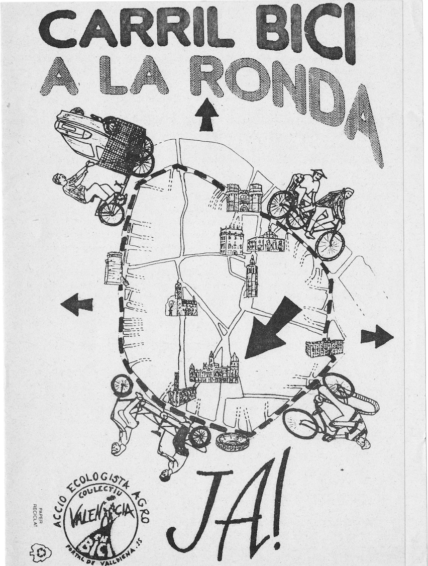 Campanya carril bici Ronda Ja!