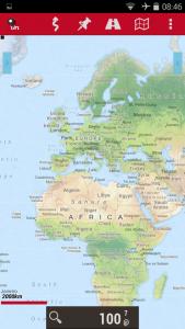 Oruxmaps world