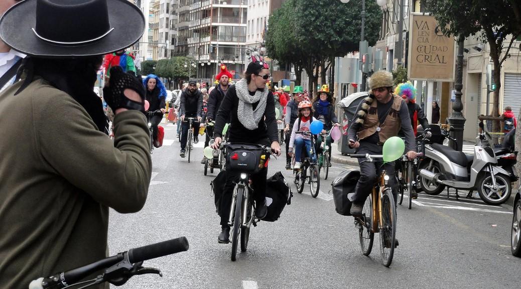 Bici Carnaval 2015