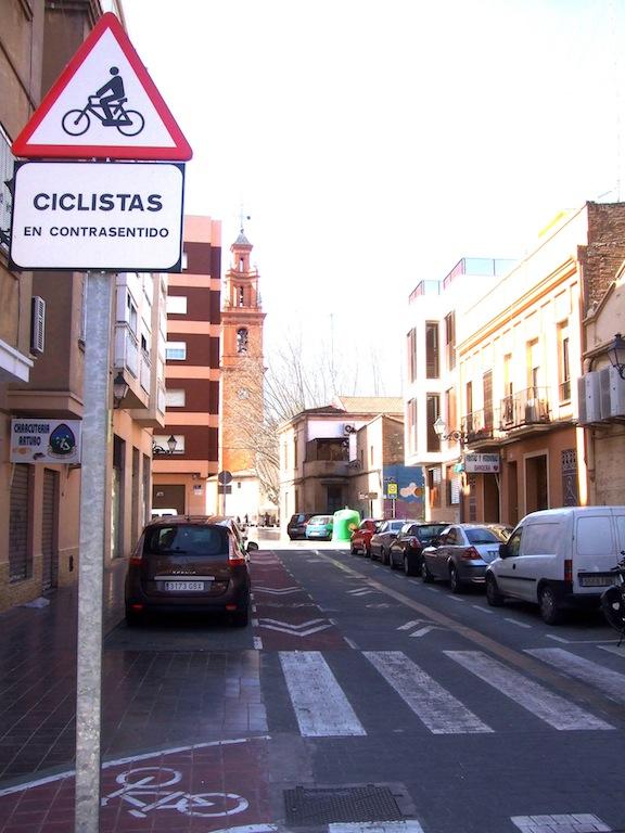 contrasentido en Valencia redux