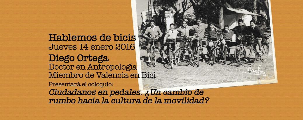 Ciudadanos en pedales