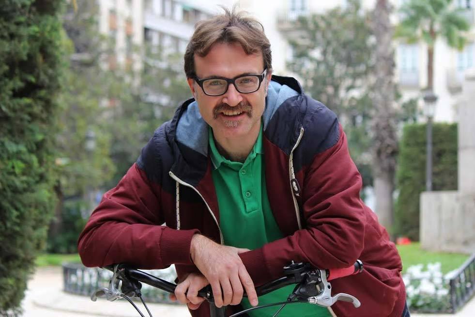 Giuseppe Grezzi, regidor de Mobilitat Sostenible a València