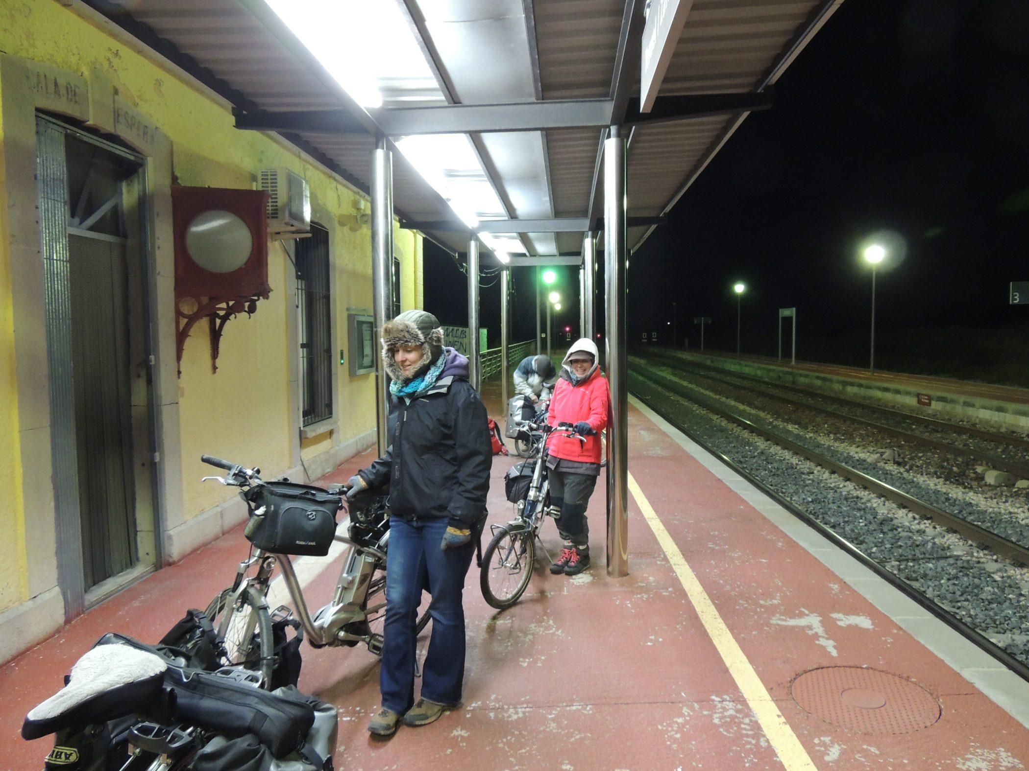 estación de Barracas diciembre 2014