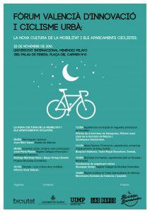 Fòrum Valencià d'innovació i ciclisme urbà