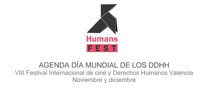 Agenda Día Internacional de los Derechos Humanos